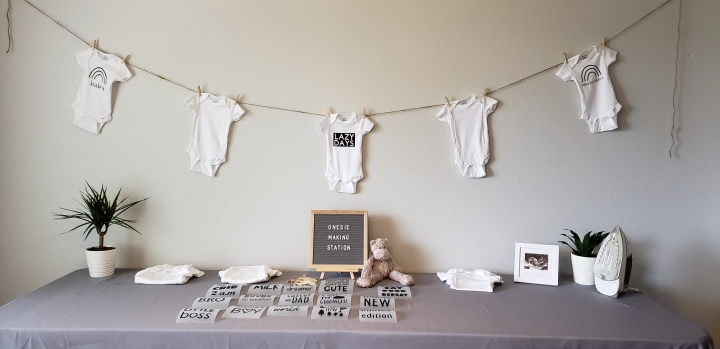 Baby Trey's Baby Shower